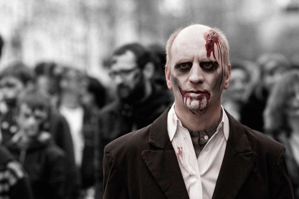 Here Are The 5 Best States For Surviving The Zombie Apocalypse