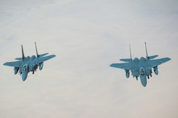 Anti-ISIS Airstrike Mistakenly Hits US Allies In Syria, Killing 18