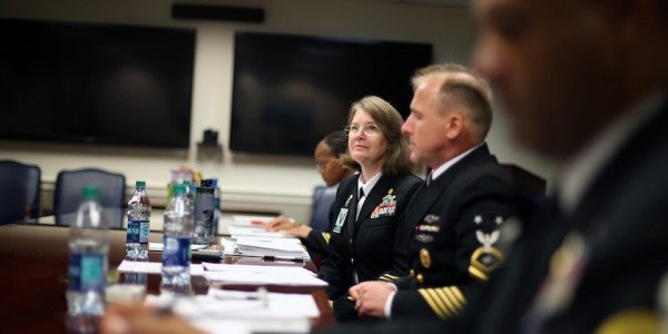 Navy Shuts Down E-9 Selection Board Amid Allegations Of Wrongdoing