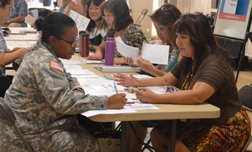 The Army Is Trying Out A One-Stop Transition Shop In San Antonio