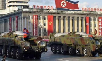 Report: US Prepared To Launch Preemptive Strike To Counter North Korea Nuclear Threat
