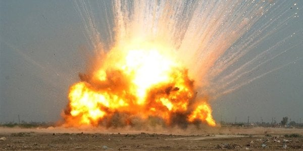 Here's What The 'Mother Of All Bombs' Would Do To Your City