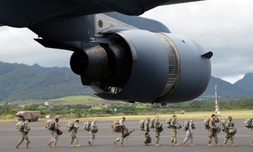Dozens Of US Troops Head To Mogadishu For The First Time Since 'Black Hawk Down'