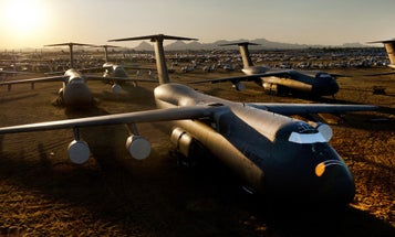 To Save Millions, The Air Force Grounds Planes Worth Billions
