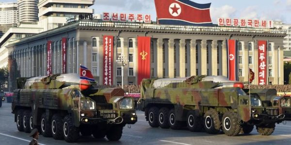 North Korea's Latest Missile Attempt Went Exactly How You'd Expect It To
