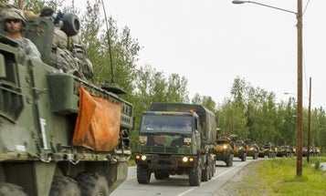 Fort Carson Prepares For Biggest Convoy Operation Since World War II