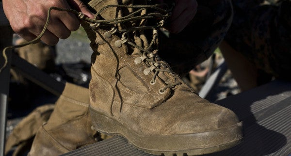 The Marine Corps Is Eyeing Some Brand New Boot Upgrades