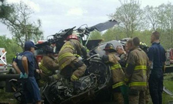 1 Soldier Killed In US Army Helicopter Crash Near DC