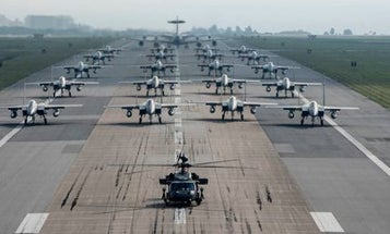 US, South Korea Kick Off Major Military Exercise As North Korea Threatens 'Thermonuclear War'