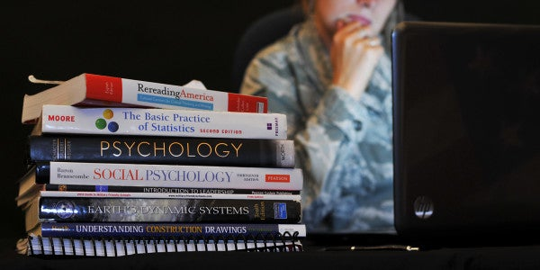 Exclusive: Congress Is Quietly Trying To Pass A 'GI Bill 3.0' By Memorial Day