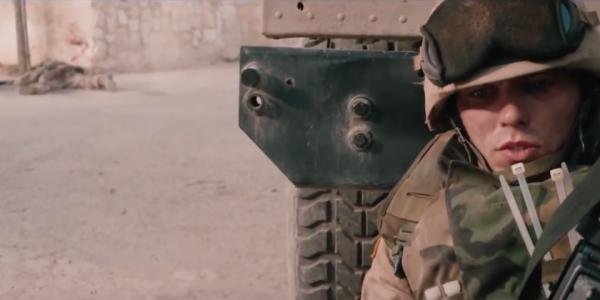 Meet The Army Vet Who Wrote 'Sand Castle,' Netflix's New Iraq War Drama