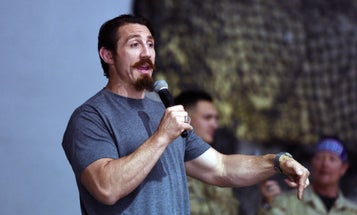 Tim Kennedy Explains What He Thinks Of Mattis As SecDef