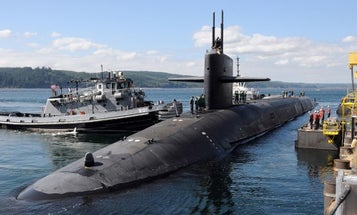 The Navy Is Designing Its New Subs To Be More Convenient To Women
