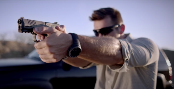 FN Unveils Its New Modular Handgun System-Inspired Pistol