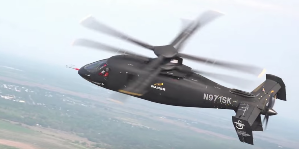 Watch Sikorsky's Next-Generation S-97 Raider Helicopter In Action