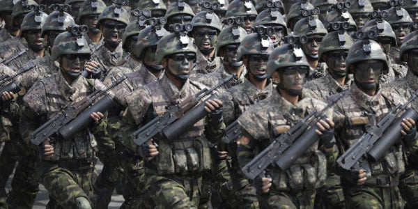 Why North Korea's Special Operations Forces Should Not Be Underestimated