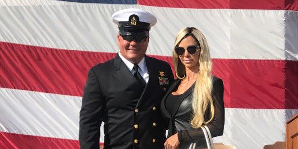 Porn-Star Wife Defends Her Navy SEAL Husband's Porn-Star Side Gig