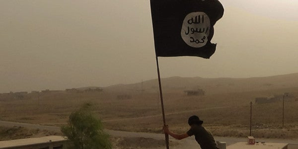 A Top Baghdadi Aide Was Just Killed In A Special Ops Raid In Syria
