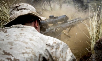A Marine's M107 Sniper Rifle Failed During A Firefight — So He Called Customer Service