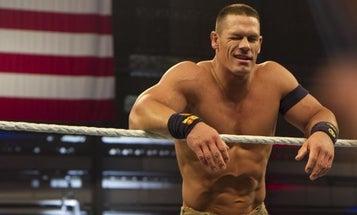 John Cena Deadlifts 602 Pounds On His 40th Birthday