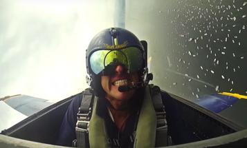 Celebrate The Blue Angels' Birthday With These Insane Secrets And Videos