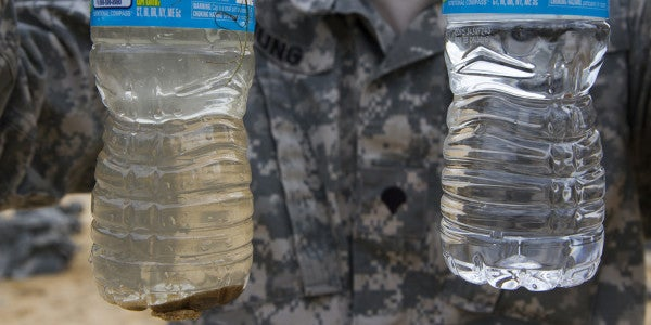 The Military Is Testing Almost 400 Bases For Water Contamination