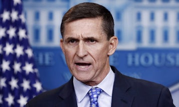 Even Republicans Are Saying Retired Lt Gen Mike Flynn Broke The Law Now
