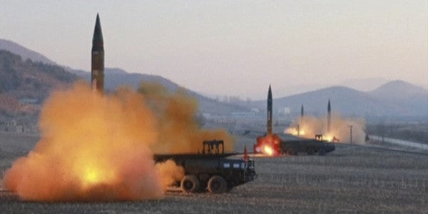 Is The Pentagon Really Sabotaging North Korea's Missile Tests With Cyber Attacks?