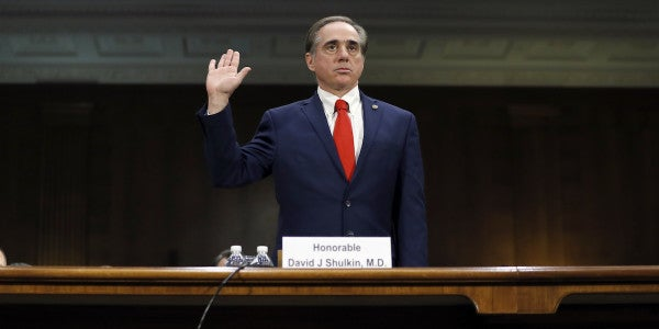 Give VA Secretary Authority To Hold Employees Accountable And Fire Poor Performers