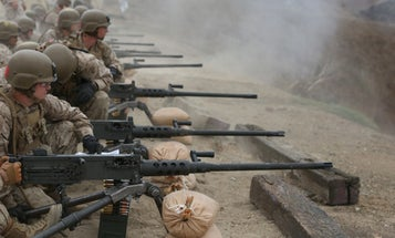 The Upgraded 'Ma Deuce' Is Making Its Way To The Marine Corps, Finally
