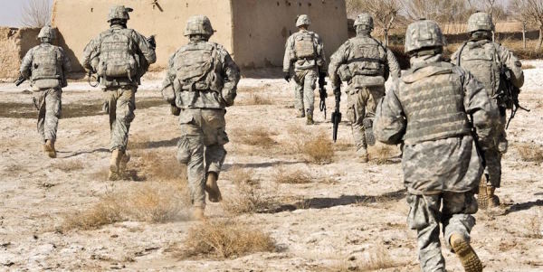 2 US Soldiers Killed In Firefight With Islamic State In Afghanistan