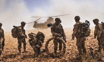 Army Announces New Deployments For 5,700 Troops
