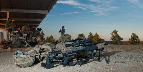 The Army Is Looking For A New Squad Designated Marksman Rifle
