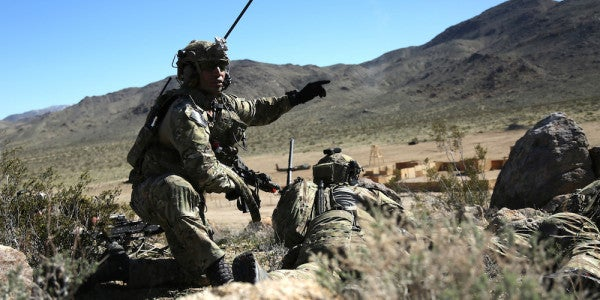 Rangers Reject DoD Claim Of 'Friendly Fire' In Afghanistan Deaths