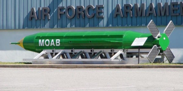 Here's What The 'Mother Of All Bombs' Did For US Fight In Afghanistan
