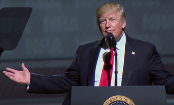 Trump Makes It Clear: He Owes The NRA Big Time, And He Plans To Pay It Back