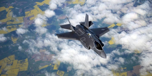 The F-35 Is Getting Closer And Closer To Combat