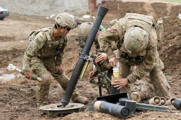 US Service Member Killed In Explosion Fighting ISIS Near Mosul