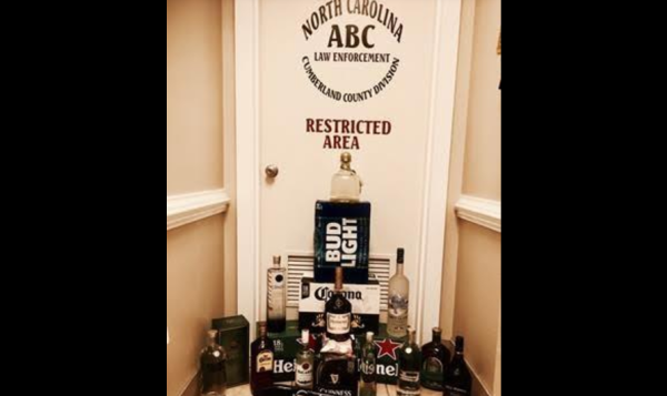 4 Suspects, Including An Airman, Have Been Arrested In Illegal Liquor Operation