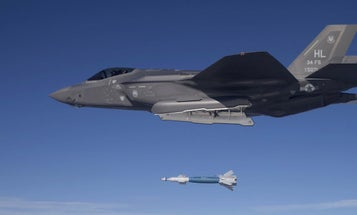 The Pentagon Has Dropped So Many Bombs On ISIS We're Literally Running Out