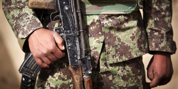 Afghan Deaths Soar To Highest On Record As US Weighs Sending More Troops