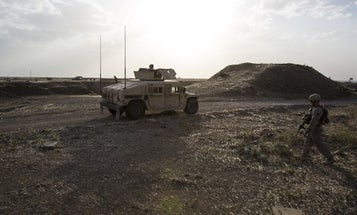 Marines Have Been Quietly Operating In 'Hot Spots' In Iraq