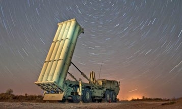 Watch The New US Missile Defense System In South Korea Blast A Rocket Out Of The Sky