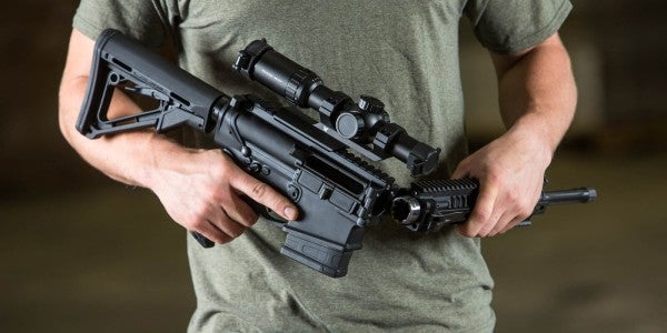 The Next Big Thing In AR-15s Just Happened At The NRA Annual Meeting