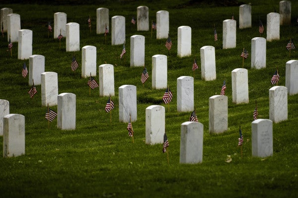 To Preserve Arlington Cemetery, The Army Wants To Change Burial Eligibility