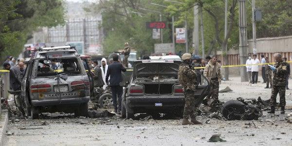 ISIS Bombing In Kabul Kills 8 Civilians, Injures 3 US Service Members