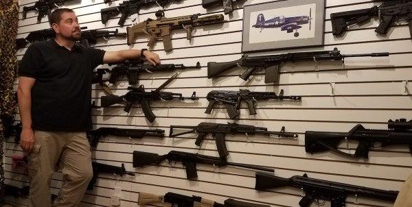 Meet The Man Behind One Of Instagram's Finest Gun Feeds