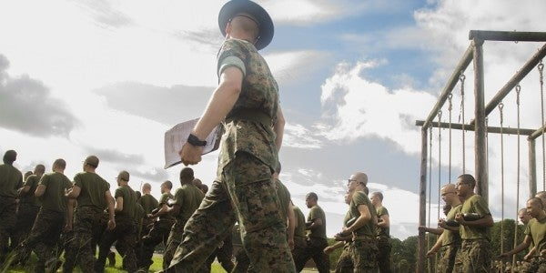 USMC Recruit Had To Get Skin Grafts After Hazing Incident