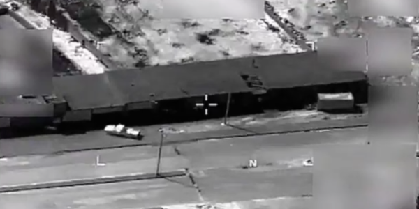 Watch This ISIS Drone Eat Sh*t