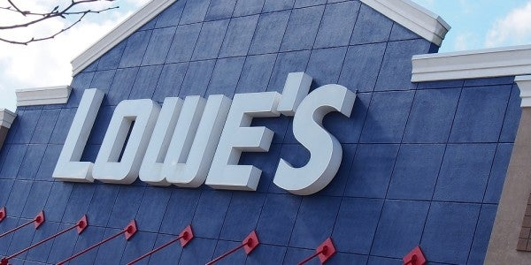Lowe's Is Now Offering Military Discounts To Veterans